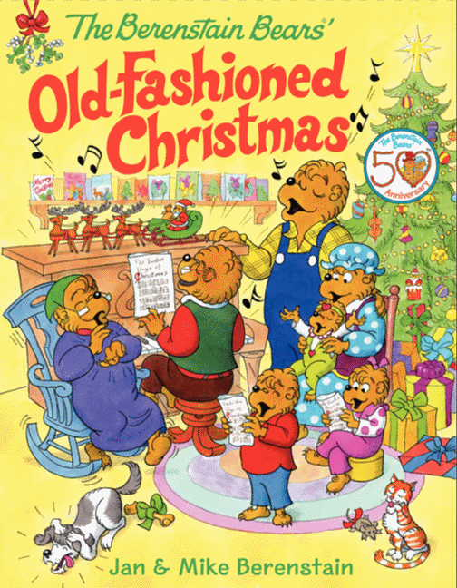 Berenstain Bears Old Fashioned Christmas
