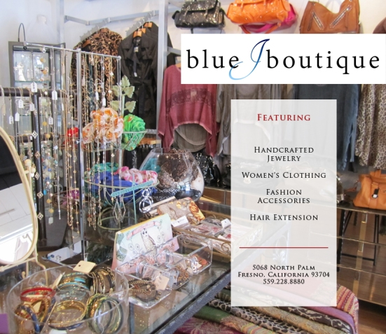 Blue J Boutique