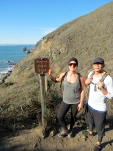 Hiking the Coastal Trail: Tennessee Valley to Pelican Inn and Back