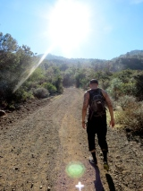 A Hike in Mount Diablo State Park