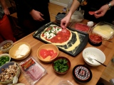 Sunday Supper: Make Your Own Pizza