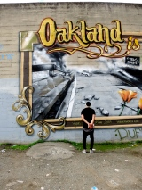What Russell Wore, What I Read (in West Oakland)