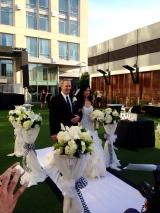 Wedding at the San Diego HardRock