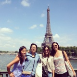 A Vacation in Paris withGirlfriends