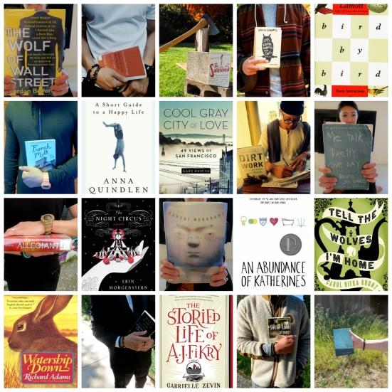 BooksCollage
