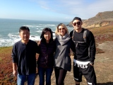 Rodeo Beach Hike with the Family