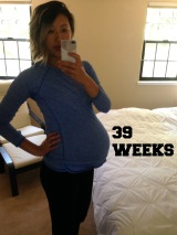 Maternity Leave Week 1
