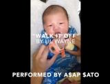 A$AP Sato- Walk ItOff