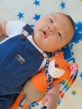 Baby Satski at ThreeMonths