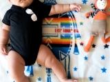 Baby Satski at FiveMonths