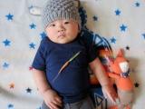Baby Satski at SixMonths