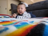 Baby Satski at SevenMonths