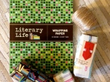 Literary Life WrappingPaper