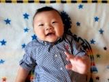Baby Satski at EightMonths